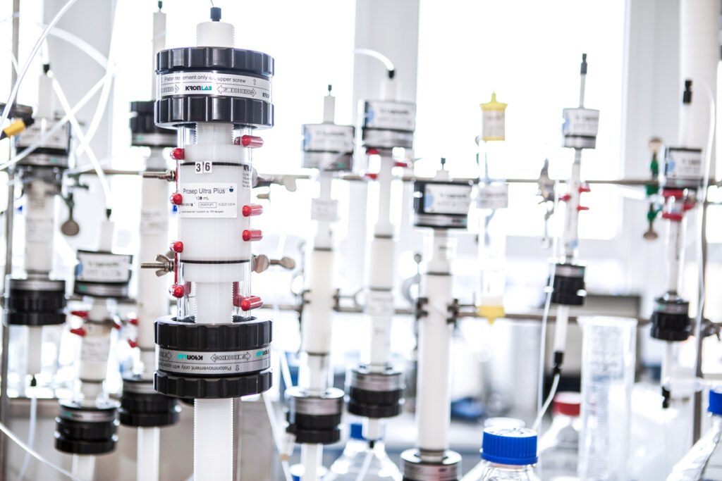 Imagefotos Biotechnologie