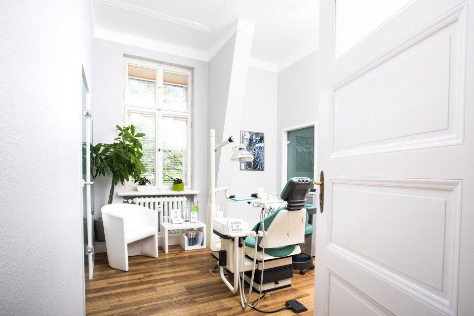 Fotos einer Zahnarztpraxis