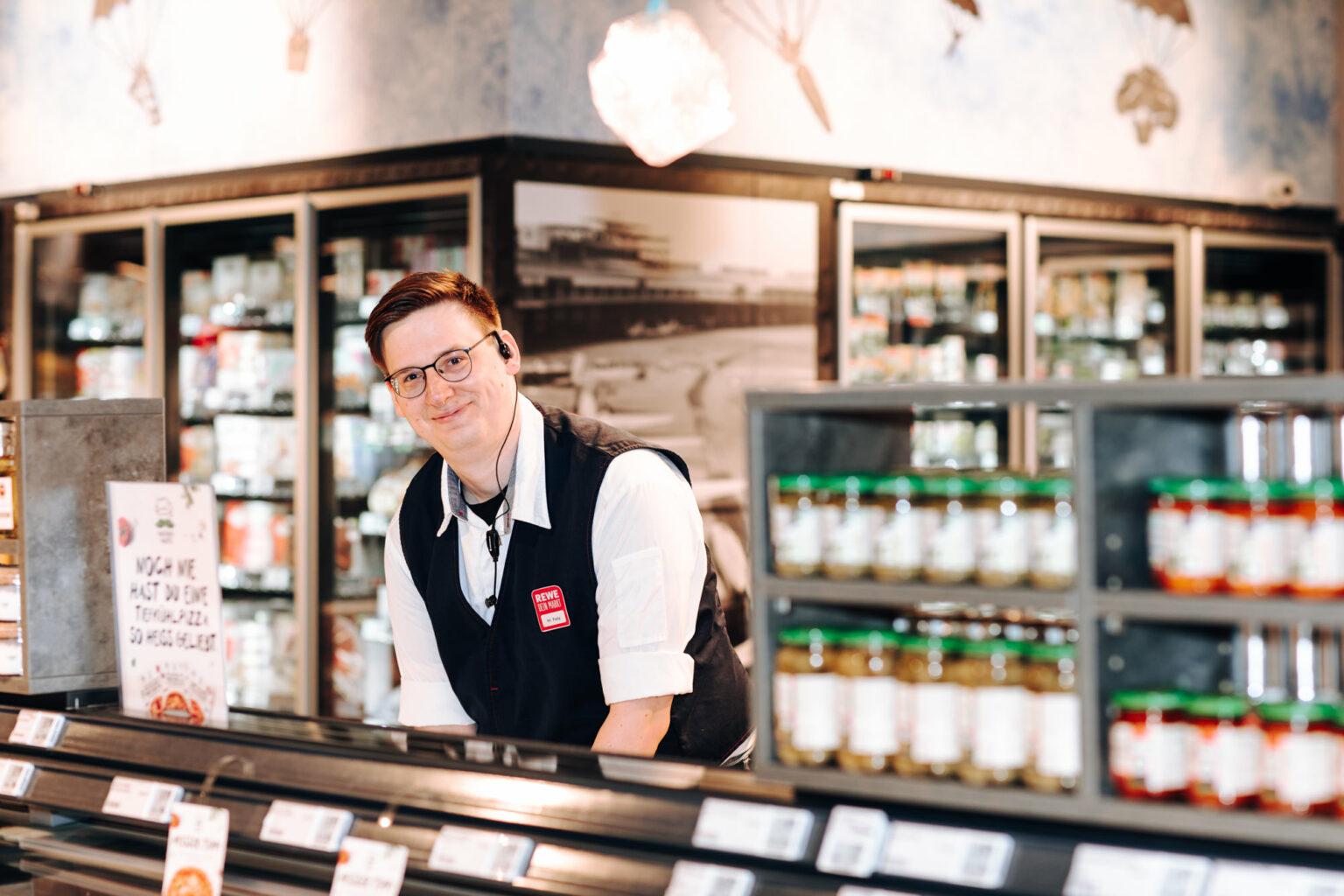 Imagefotos und Businessbilder im Einzelhandel